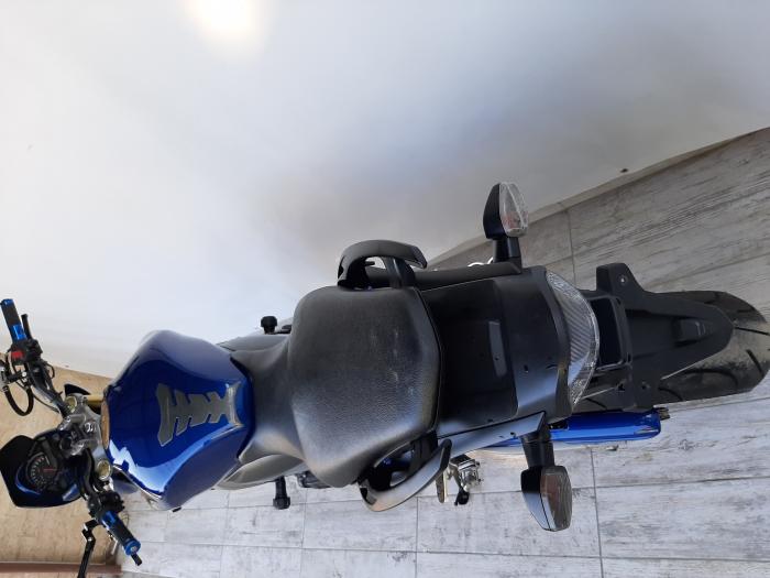 Motocicleta Honda Hornet ABS 600cc 34CP-H63819 se poate conduce cu A2 9