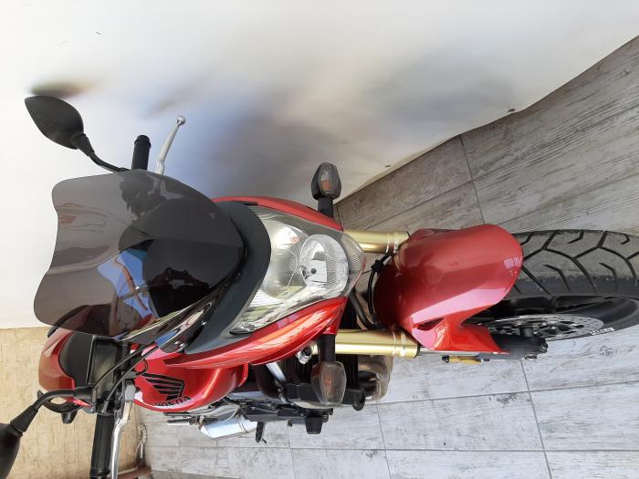 Motocicleta Honda Hornet 600cc 102CP-H05641 10
