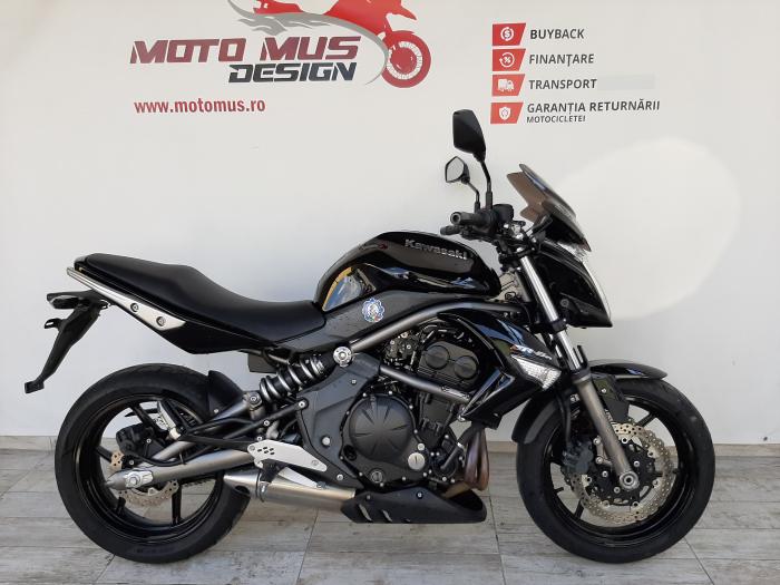 Motocicleta Kawasaki ER-6N 650cc - K42132 prima inmatriculare 2010 0