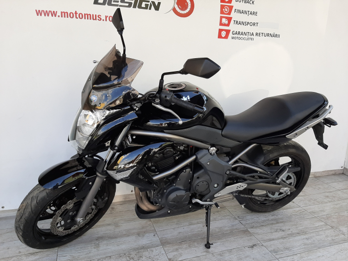 Motocicleta Kawasaki ER-6N 650cc - K42132 prima inmatriculare 2010 6
