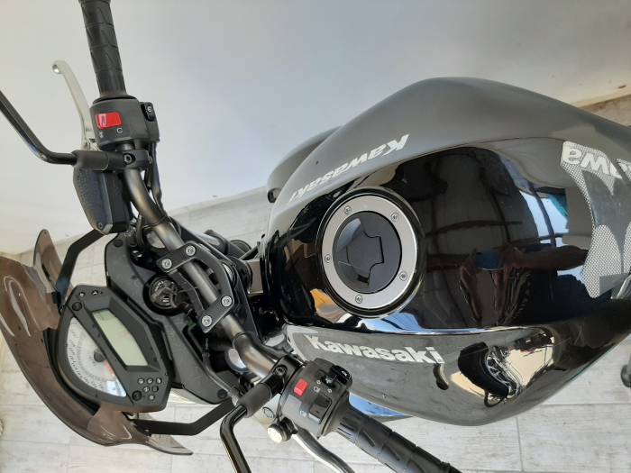 Motocicleta Kawasaki ER-6N 650cc - K42132 prima inmatriculare 2010 9