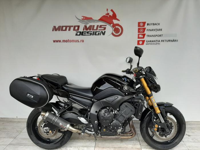 Motocicleta Yamaha FZ8 800cc 103CP - Y00603 0