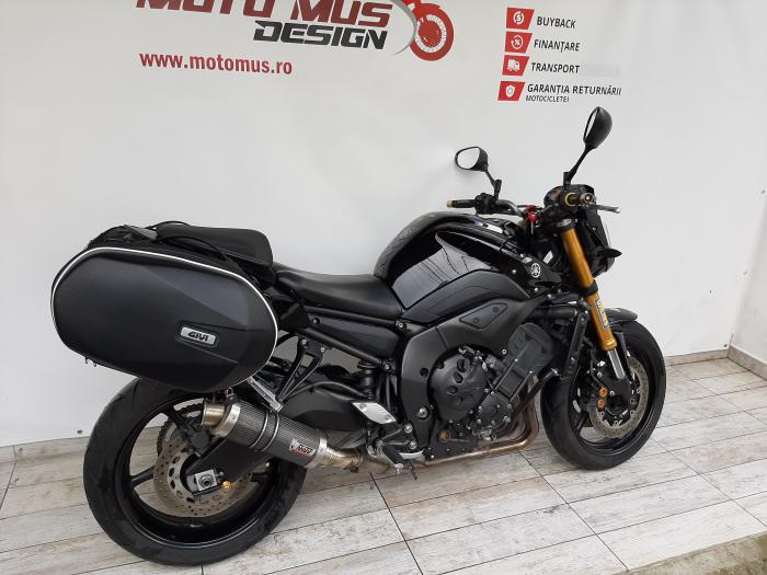 Motocicleta Yamaha FZ8 800cc 103CP - Y00603 1