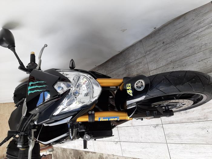 Motocicleta Yamaha FZ8 800cc 103CP - Y00603 5