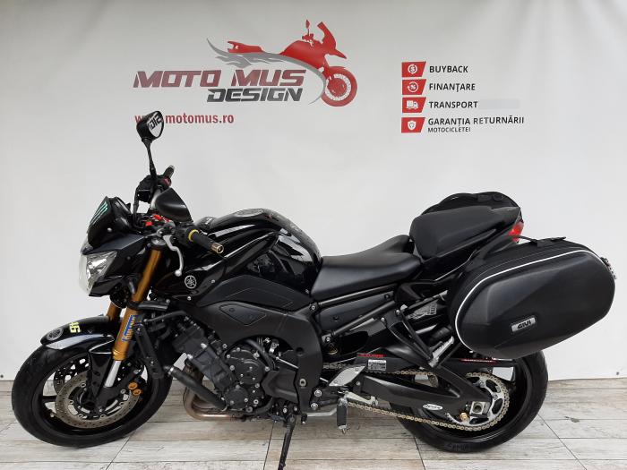 Motocicleta Yamaha FZ8 800cc 103CP - Y00603 6
