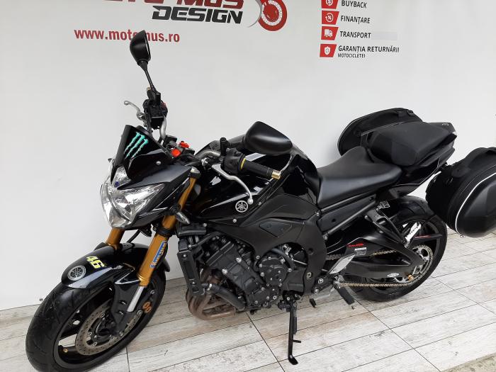 Motocicleta Yamaha FZ8 800cc 103CP - Y00603 7