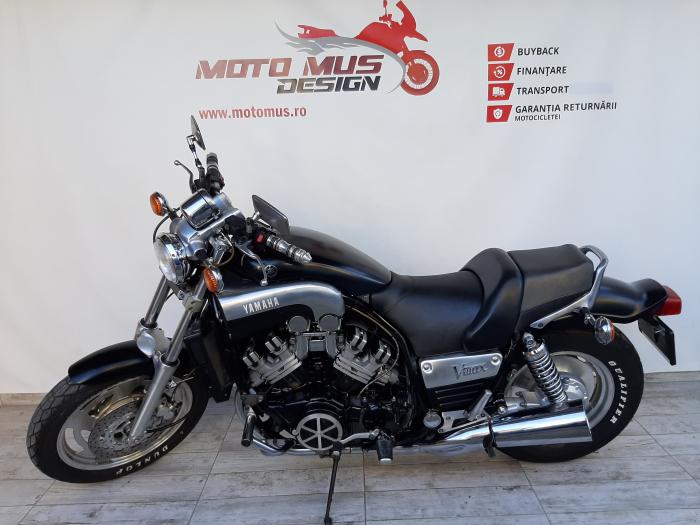 Motocicleta Yamaha V-Max 1200cc 100CP - Y54041 6