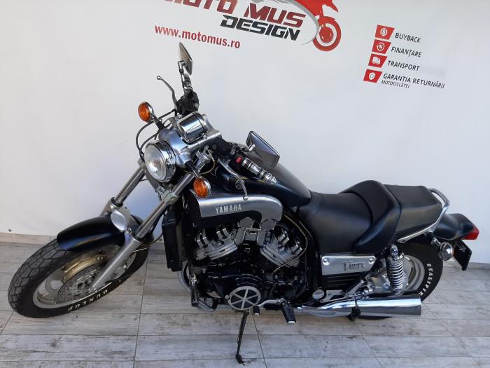 Motocicleta Yamaha V-Max 1200cc 100CP - Y54041 7
