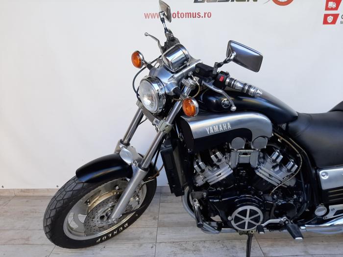 Motocicleta Yamaha V-Max 1200cc 100CP - Y54041 8