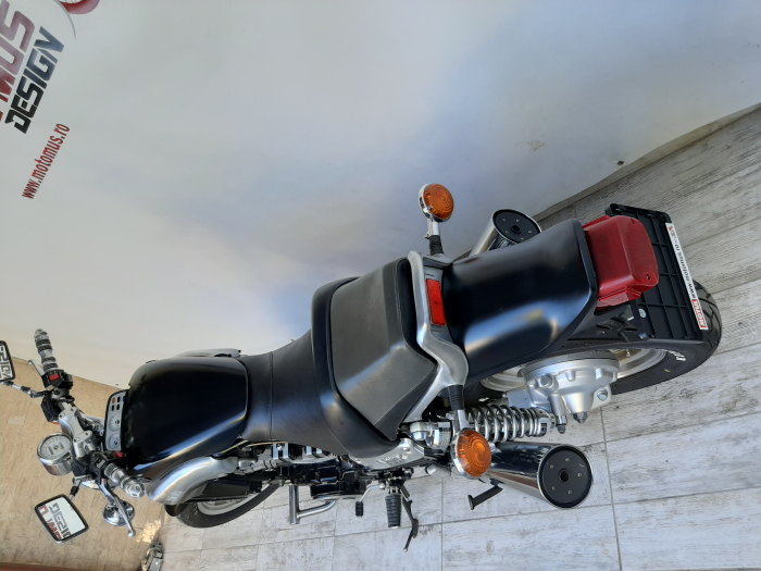 Motocicleta Yamaha V-Max 1200cc 100CP - Y54041 11