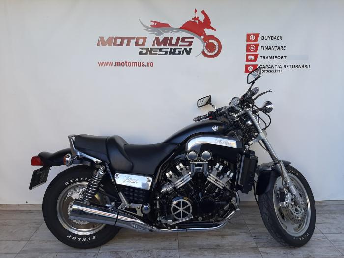 Motocicleta Yamaha V-Max 1200cc 100CP - Y54041 0