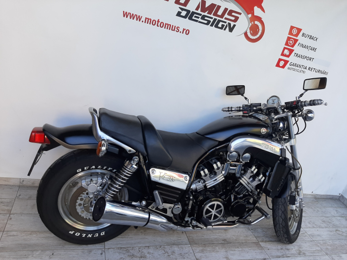 Motocicleta Yamaha V-Max 1200cc 100CP - Y54041 1