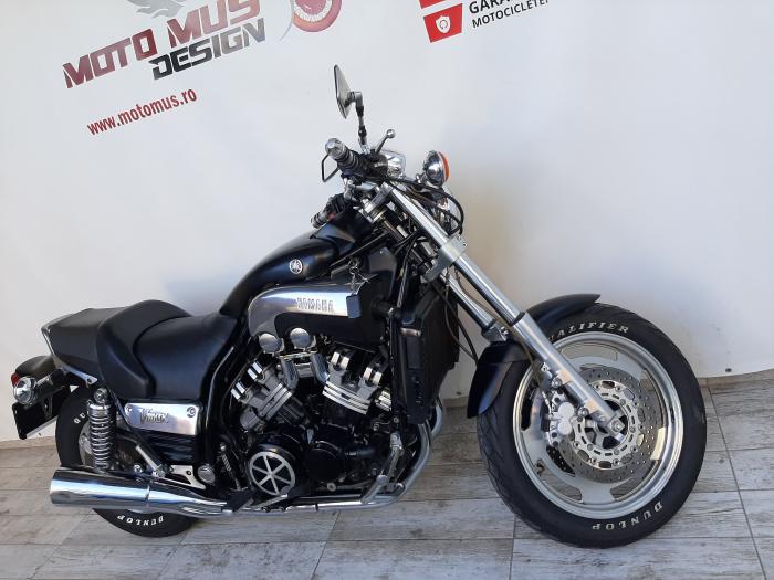 Motocicleta Yamaha V-Max 1200cc 100CP - Y54041 4