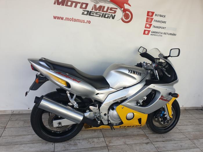 Motocicleta Yamaha YZF600R Thundercat 600cc 97CP - Impecabila - Y22095 1
