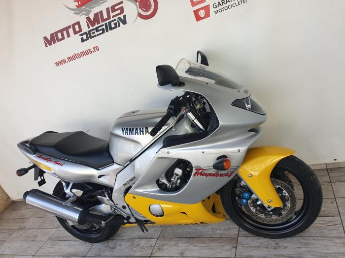 Motocicleta Yamaha YZF600R Thundercat 600cc 97CP - Impecabila - Y22095 4