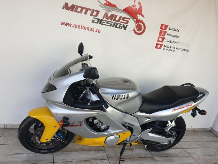 Motocicleta Yamaha YZF600R Thundercat 600cc 97CP - Impecabila - Y22095 7