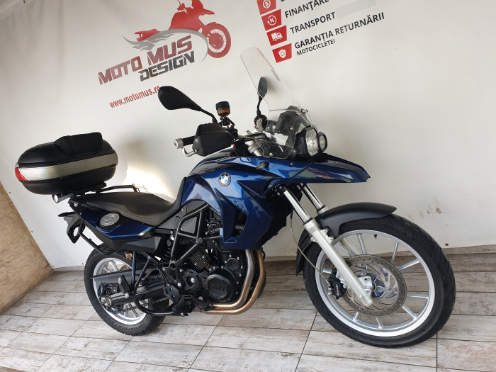 Motocicleta BMW F650 GS 800cc 70CP - B42671 [4]