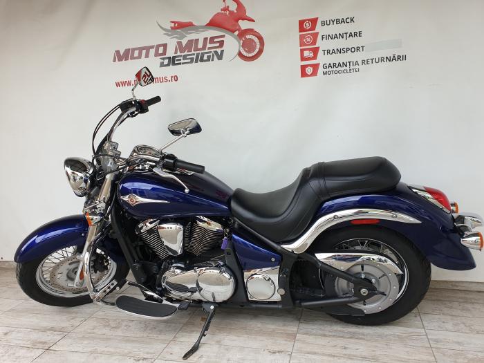 Motocicleta Kawasaki VN900 Vulcan Classic 900cc 49.6CP - K78559 10