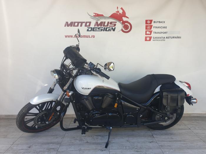 Motocicleta Kawasaki VN900 Vulcan Custom 900cc 49.6CP - K65832 [7]