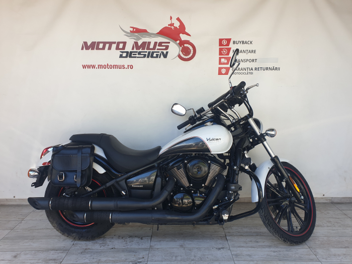 Motocicleta Kawasaki VN900 Vulcan Custom 900cc 49.6CP - K65832 [0]