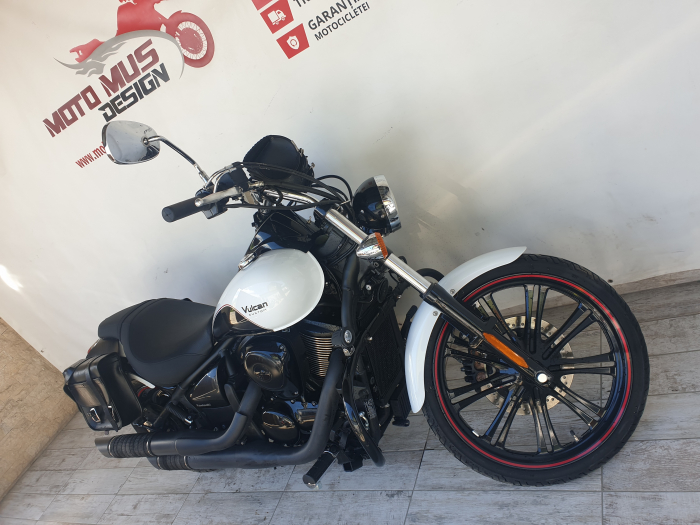Motocicleta Kawasaki VN900 Vulcan Custom 900cc 49.6CP - K65832 [5]
