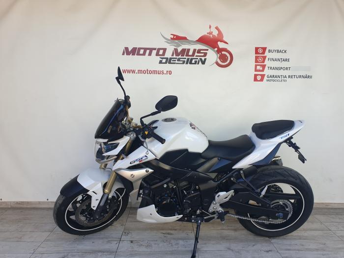 Motocicleta Suzuki GSR 750 750cc 105CP - S00340 [6]