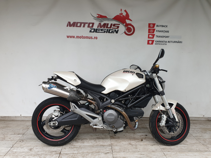 Motocicleta Ducati 696 Monster 696cc 73CP - D11045 [0]