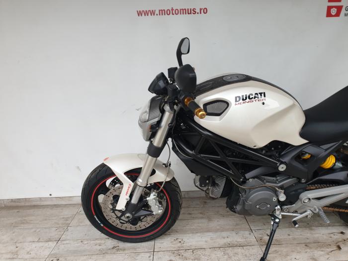 Motocicleta Ducati 696 Monster 696cc 73CP - D11045 [8]