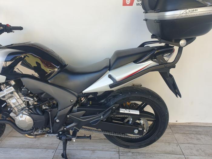 Motocicleta Honda CBF600 ABS 600cc 76CP - H45106 [9]