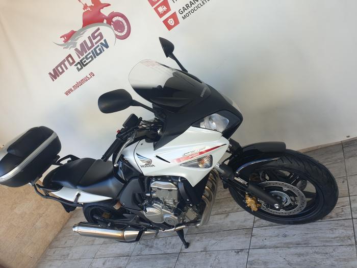 Motocicleta Honda CBF600 ABS 600cc 76CP - H45106 [5]