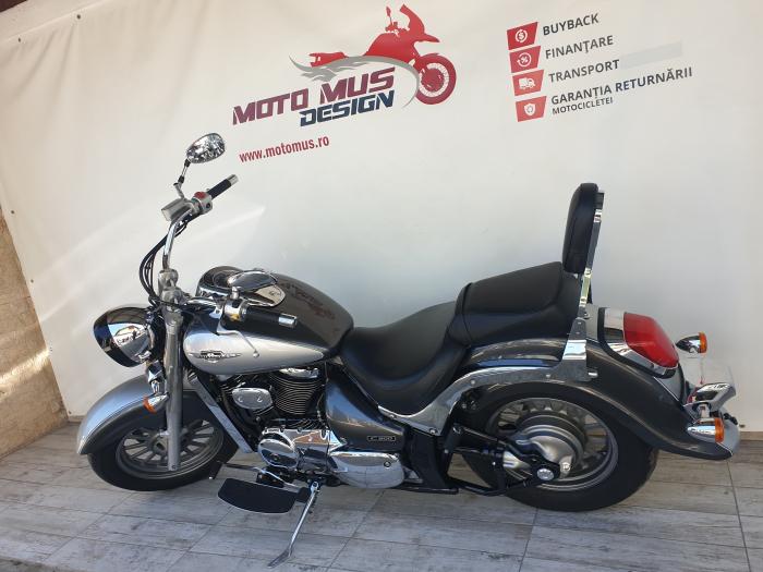 Motocicleta Suzuki Intruder C800 800cc 52CP - SUPERB - S00303 [10]
