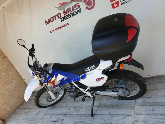 Motocicleta Yamaha TT 600 E 600cc 40CP - Y16171 [10]