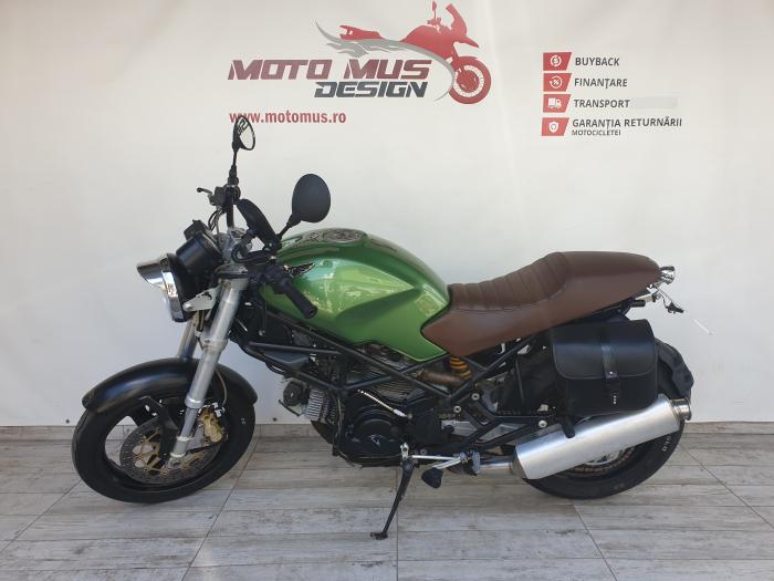 Motocicleta Ducati Monster 600cc 54CP - D12023 [6]