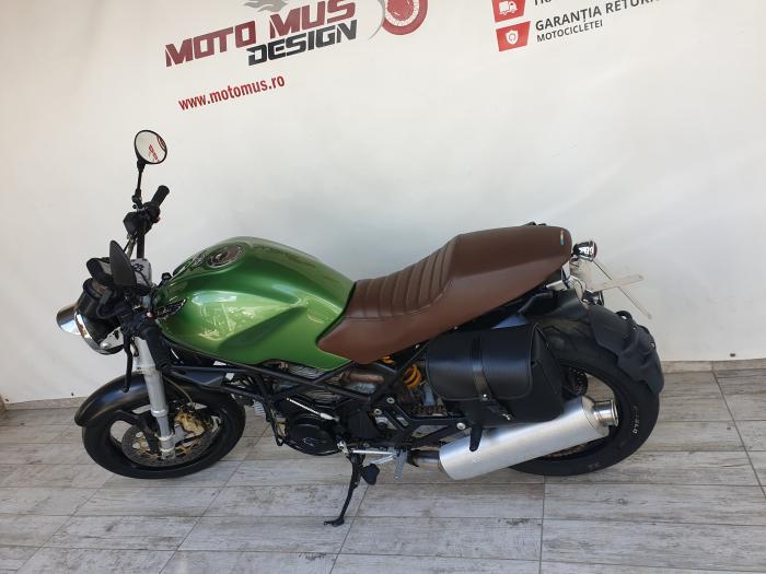 Motocicleta Ducati Monster 600cc 54CP - D12023 [10]