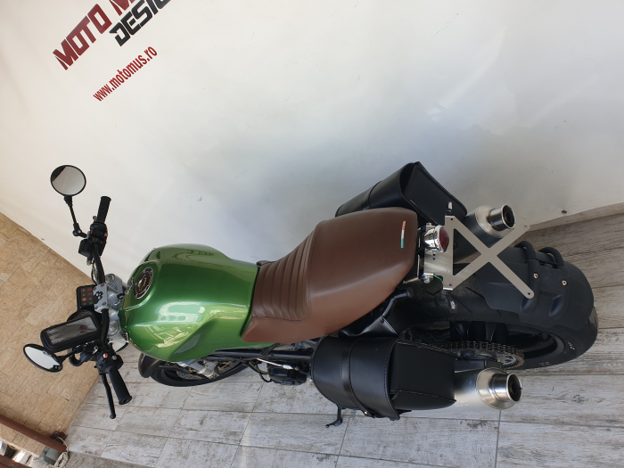 Motocicleta Ducati Monster 600cc 54CP - D12023 [11]