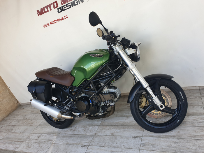 Motocicleta Ducati Monster 600cc 54CP - D12023 [4]