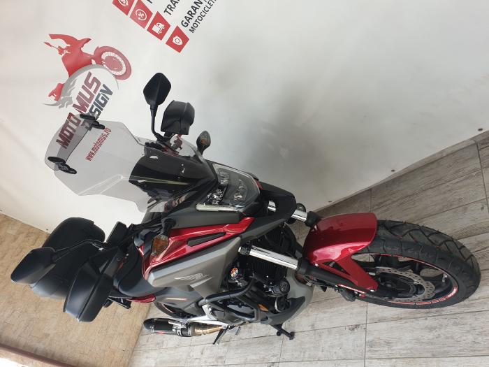 Motocicleta Honda NC750X MT ABS 750cc 54CP - H01756 [5]