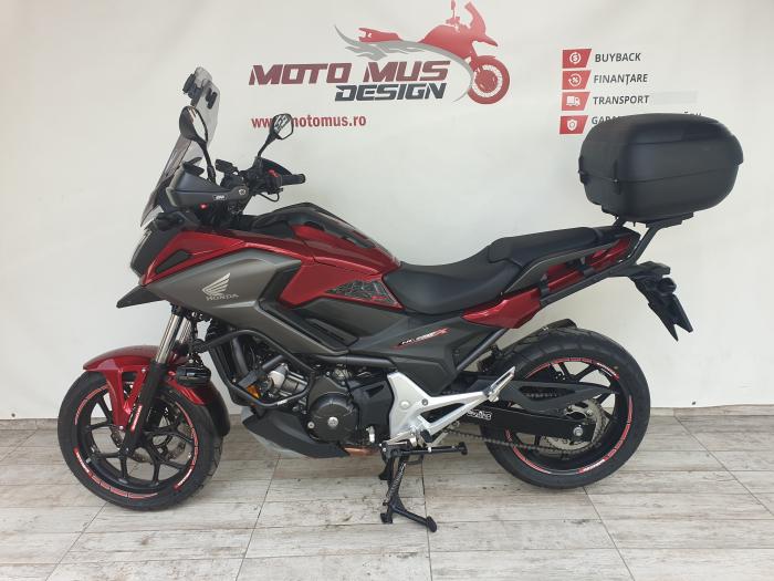Motocicleta Honda NC750X MT ABS 750cc 54CP - H01756 [6]