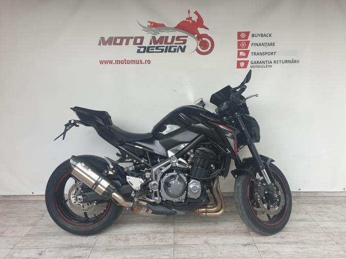 Motocicleta Kawsaki Z900 ABS 900cc 123CP - K00419 [0]