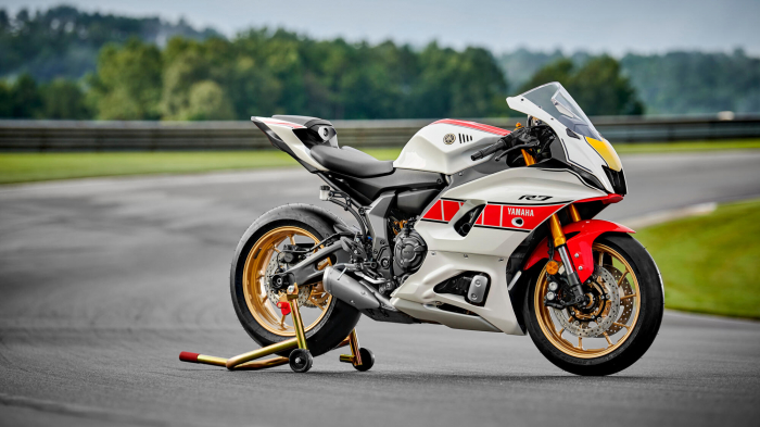Yamaha R7 World GP 60th Anniversary [6]