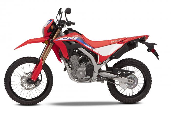 Honda CRF 300 L [3]
