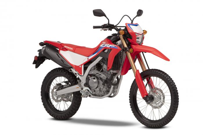 Honda CRF 300 L [6]