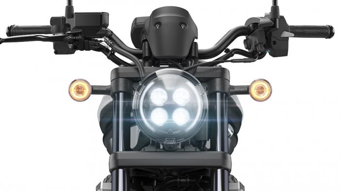 Honda CMX 1100 REBEL [4]