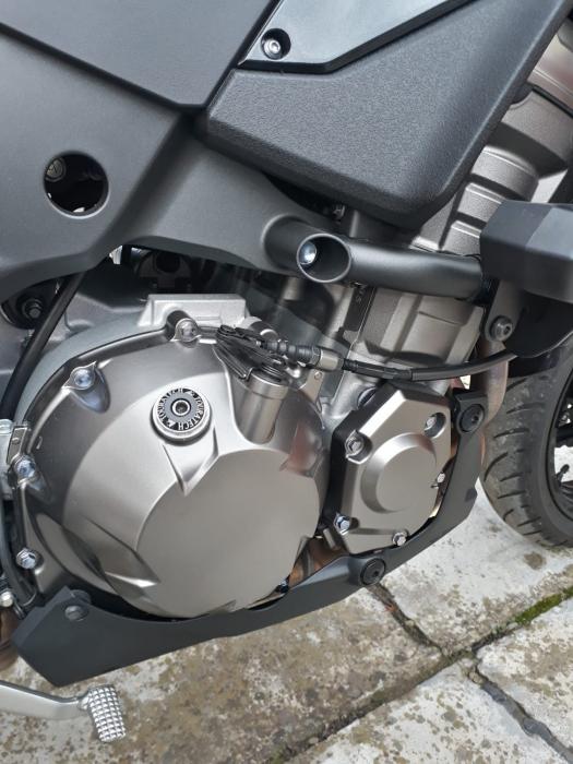 Motocicleta Kawasaki Versys 1000 8