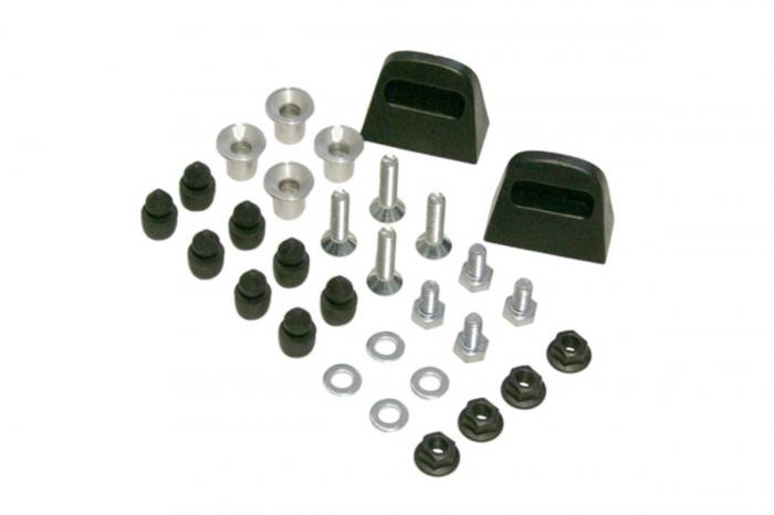 Adapter kit Pentru carrier 2 pcs. Pentru Givi/Kappa Monokey cases. 1