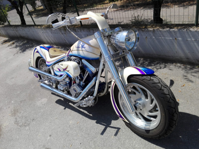 Harley-Davidson FAT BOY - an 1993 [2]