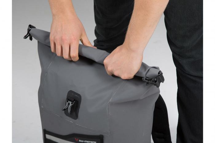 Rucsac impermeabil Drybag 300 Gri 30 l. SW-MOTECH [4]