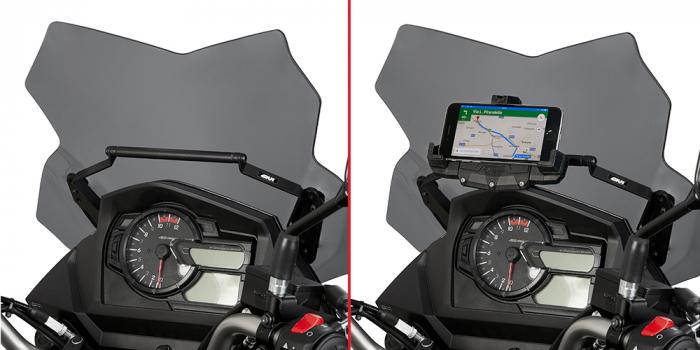 Bara transversala pentru suport Telefon / Navigatie D.12 mm FB3112 0
