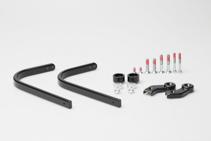 Kit Protecti Maini Bbstorm Negru Handlebar internal thread 6mm / 8mm. [1]