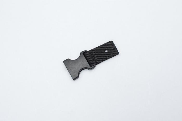 Bucla Inlocuire pentru BLAZE saddlebag. 25 mm. [0]